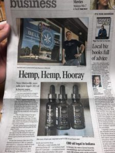 Buy CBD Oil in Marion IN