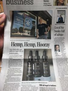 CBD Stores Bloomingdale, Illinois