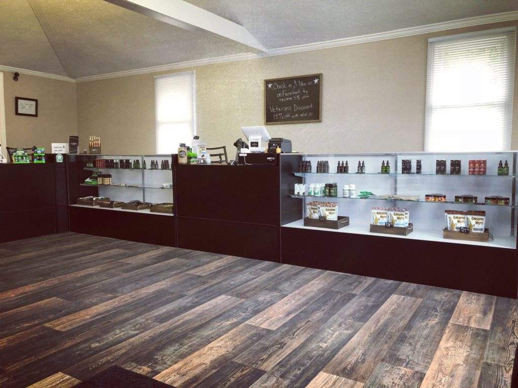 Shop CBD Oil Bloomington IN