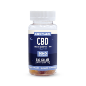 CBDistillery Gummies CBD Sleep Gummies