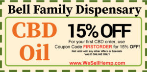 CBD Oil Coupon Garden City Michigan